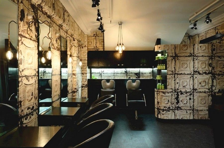 Best Lighting For Small Salon Google Search Salon Office Pinterest Salons Small Hair