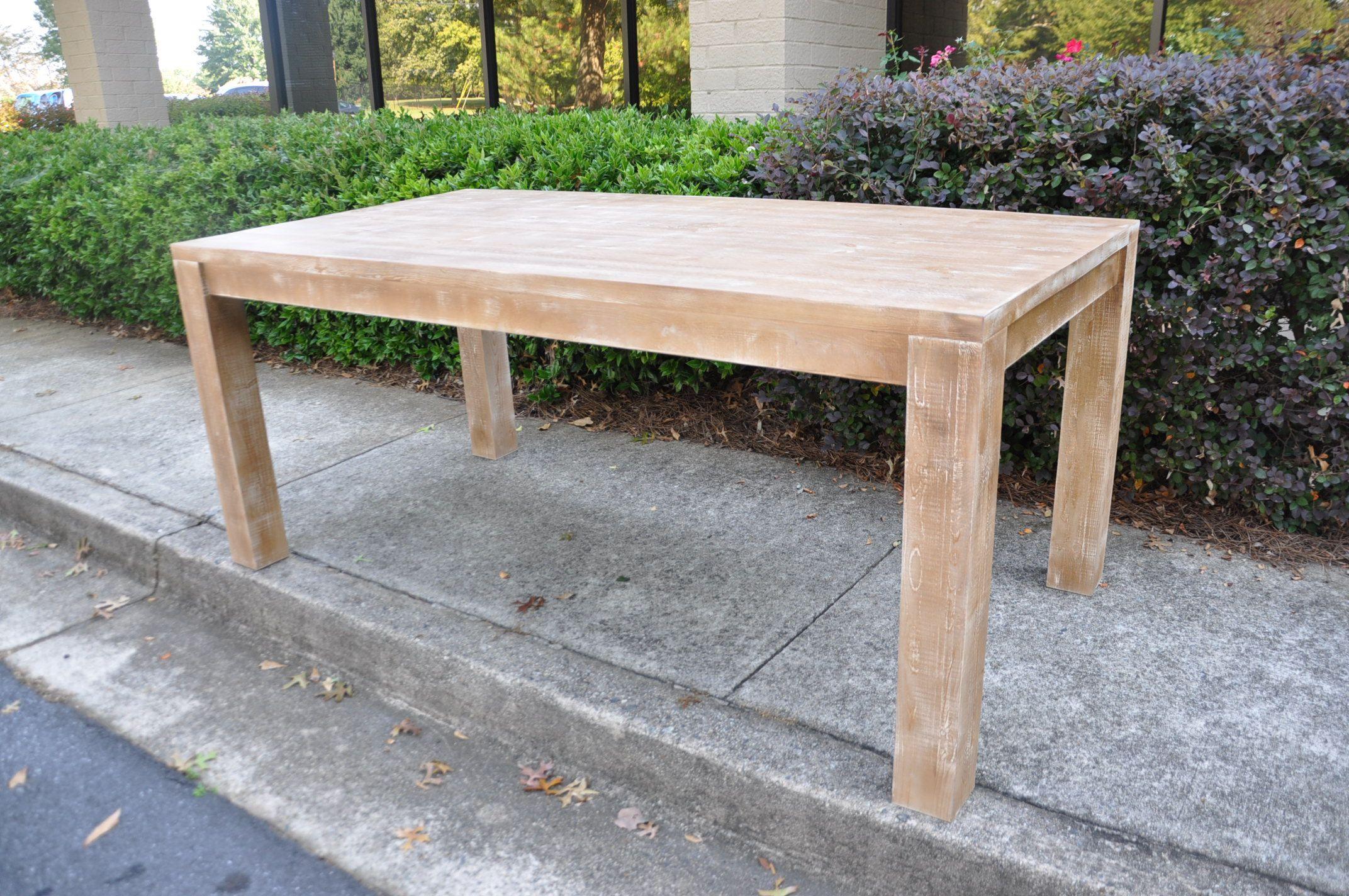Custom square leg farmhouse table wwweuropeanantiquepine