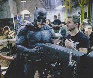 "LOOK: Batman, Superman, Wonder Woman & More Seen In ""BvS"" Set Pics - Comic Book Resources"