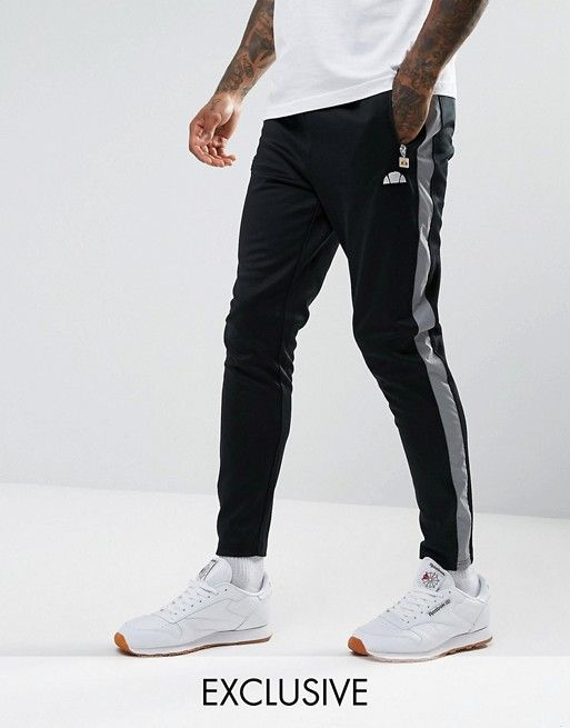 Ellesse Joggers With Reflective Panel  45a58093f06