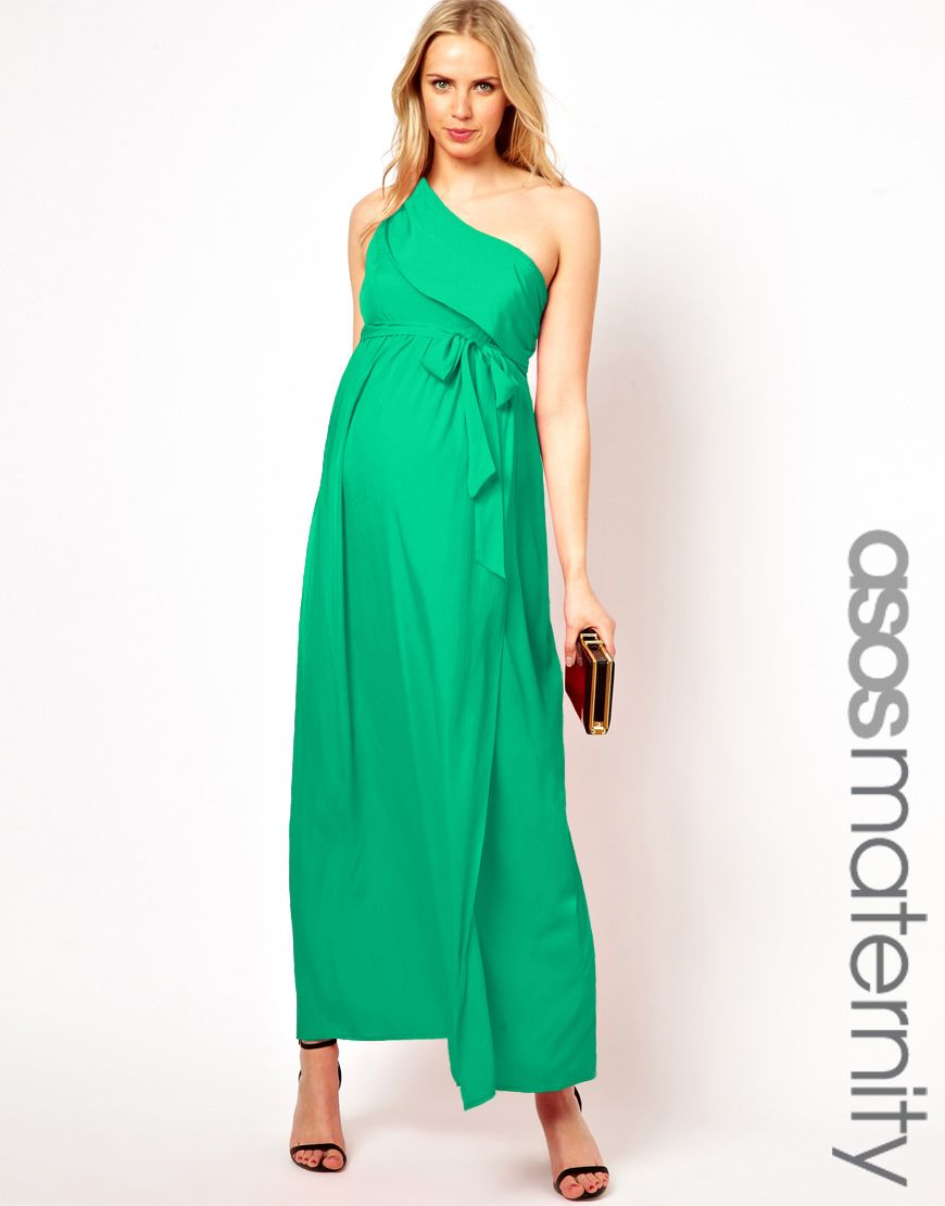 Asos maternity exclusive one shoulder maxi dress annie asos maternity exclusive one shoulder maxi dress ombrellifo Image collections