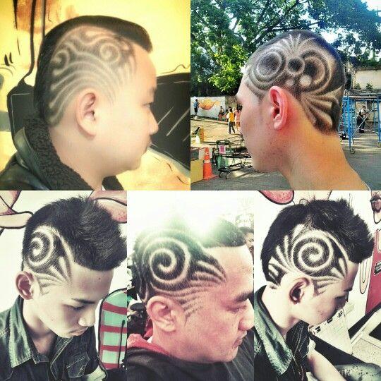 HAIR ART BY GETTO  #CHIANGMAI #THAILAND  My IG : Gettoskill