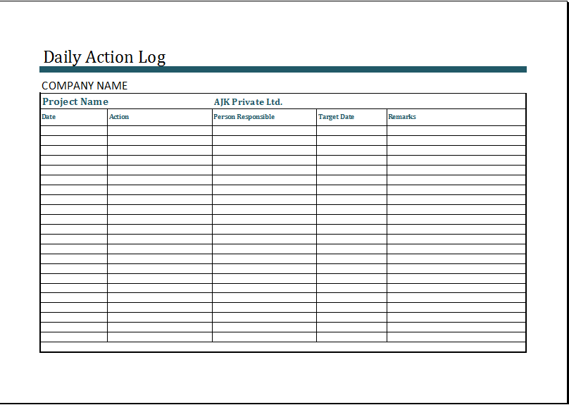 Log Template Excel from i.pinimg.com