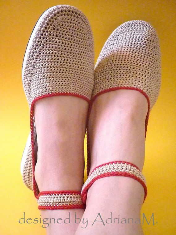 Crochet sandals pattern crochet shoes pattern all by magic4kids ...