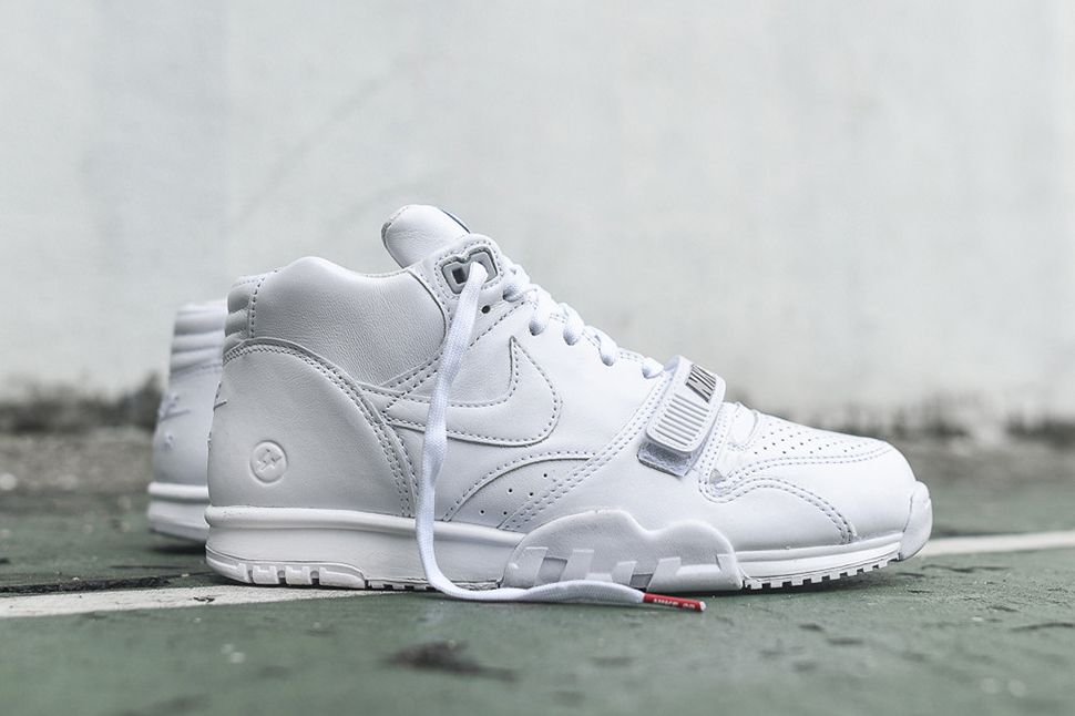 Nike Air Trainer 1 Mid SP Fragment Grey Running Shoes