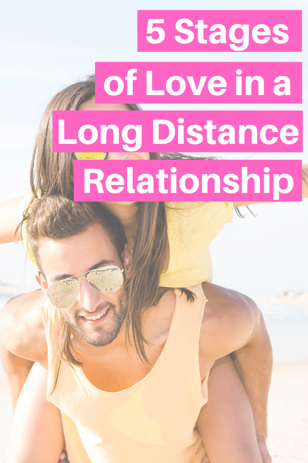 5 Stages Of A Long Distance Relationship In 2020