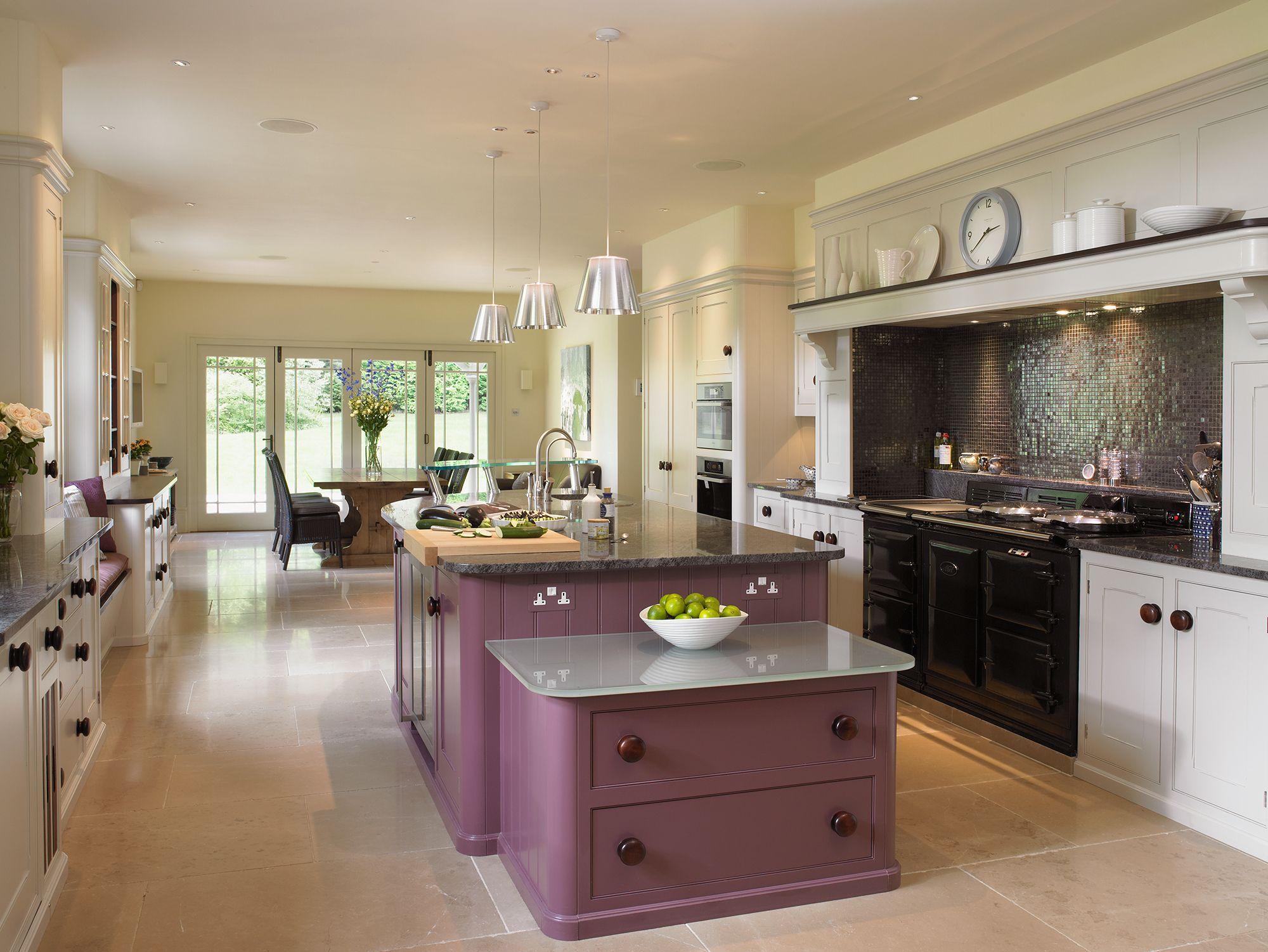 Luxury Bespoke Kitchens The Cook's Kitchen Mark