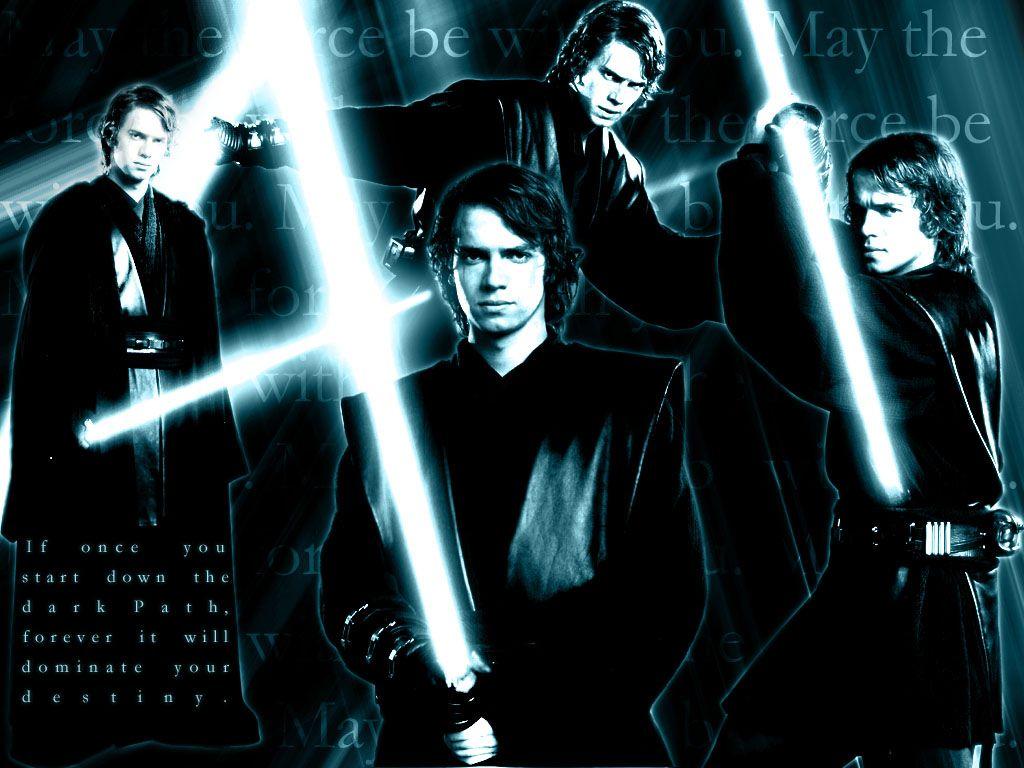 Anakin Skywalker - Star Wars: Revenge of the Sith Wallpaper .