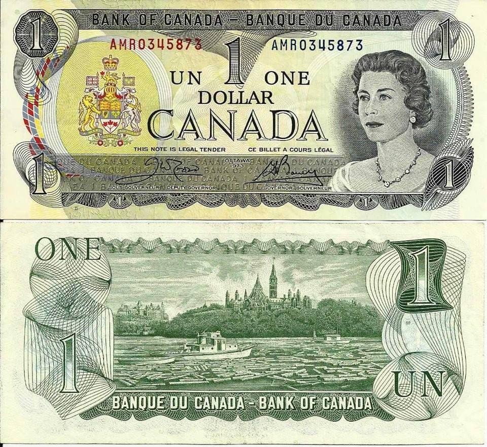 June 30 1989 The Last Print Run Of Dollar Bill Notas Papel Moneda