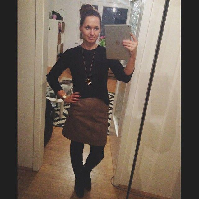 Mein heutiges Work-Outfit... freu mich schon auf's Wochenende. Morgen muss ich wieder um 5:30 raus  | #outfit #ootd #look #fashionista #fashionblogger #austrianblogger