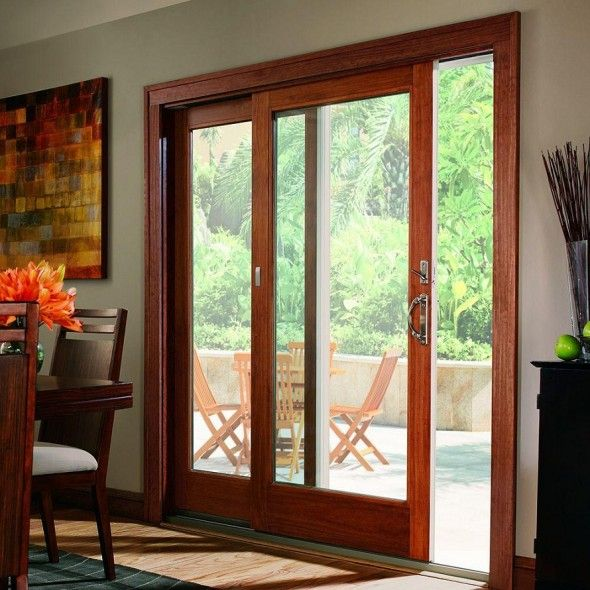 Anderson sliding glass doors anderson sliding patio for Anderson french patio doors
