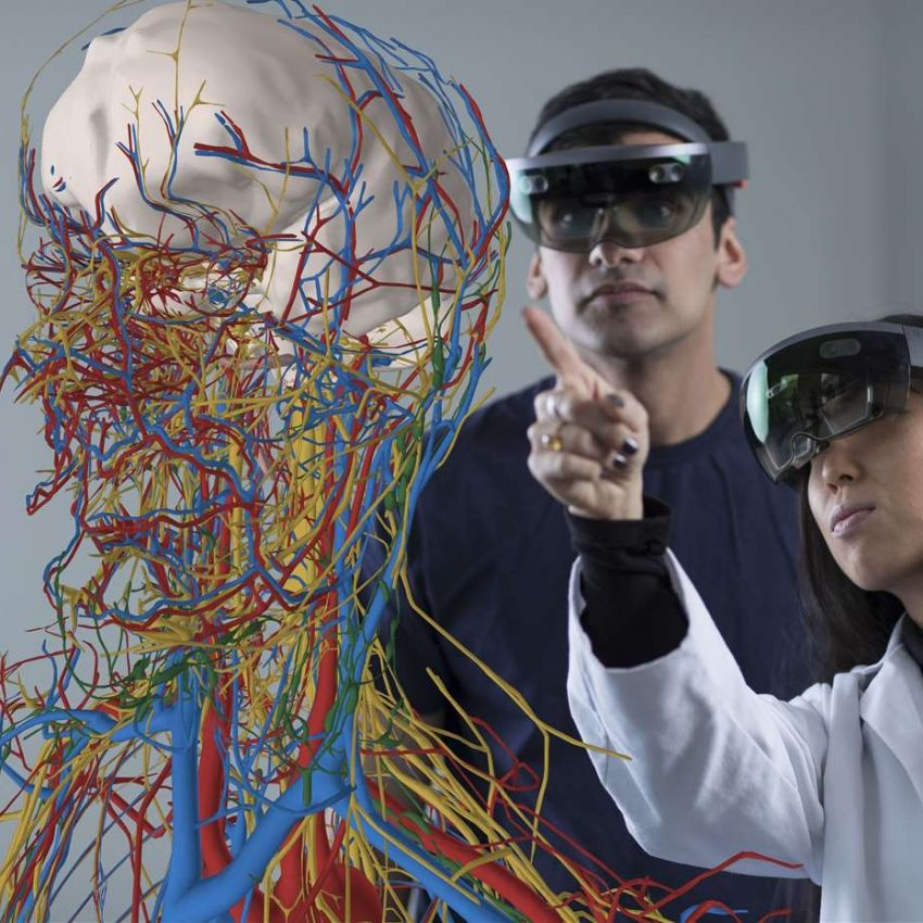 Virtual Reality Comes to the Classroom The Chronicle of