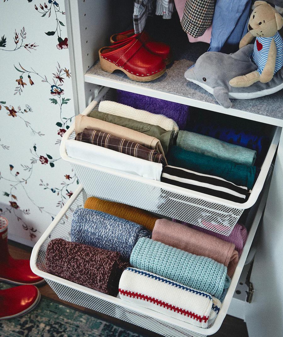 Organisera din garderob så att den matchar just dig i 2020