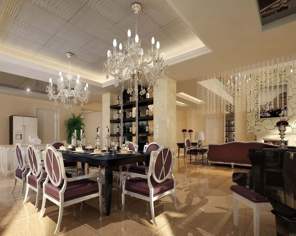 25 Luxurious Dining Room Designs  Page 3 Of 5  Room Inspiration Enchanting Luxurious Dining Room Inspiration Design