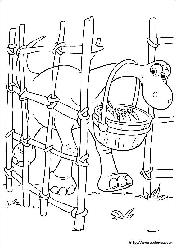 Le Travail D Arlo Dinosaur Coloring Dinosaur Coloring Pages