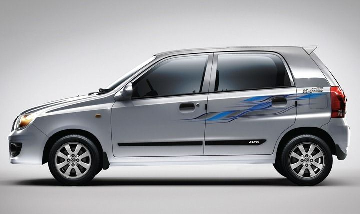 Maruti Alto K10 Knight Racer Special Edition Features Details