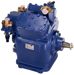 Bock F5 Compressor in 2020