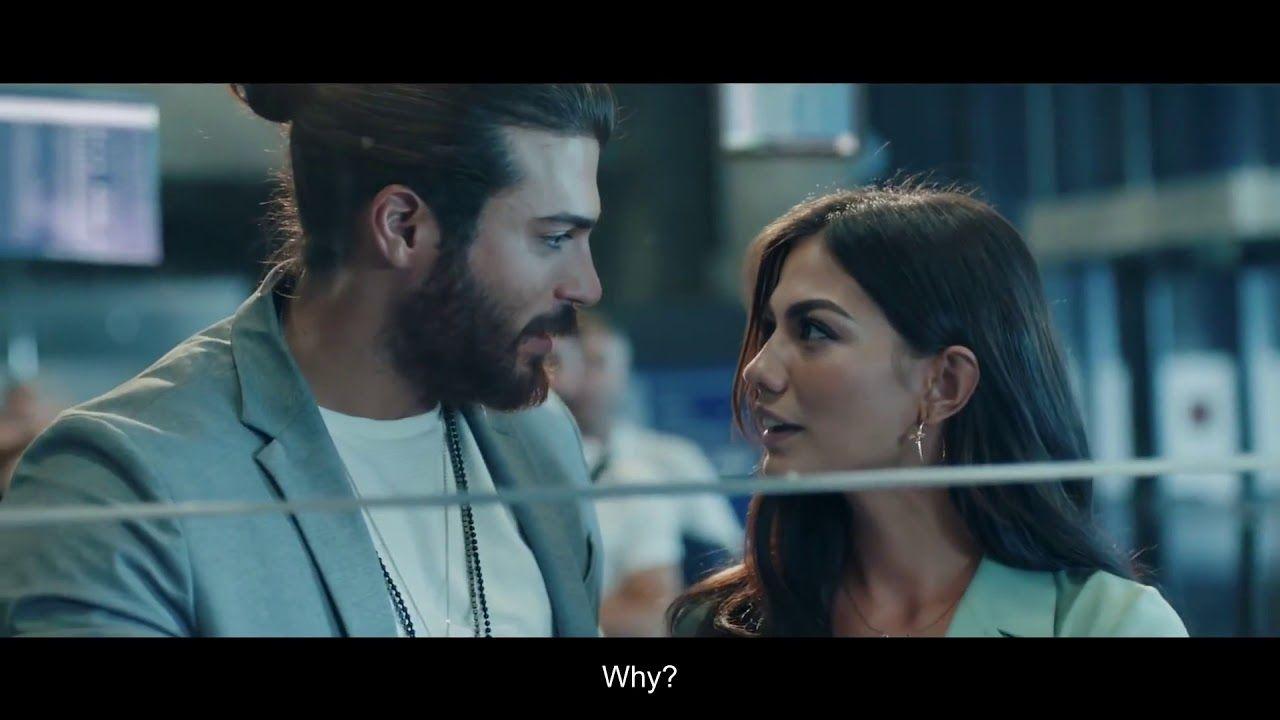 Can Yaman & Demet Özdemir commercial for CepteteB (English