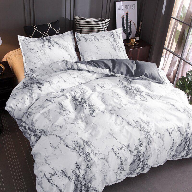 Patrecia Utral Cozy Allseason Reversible Duvet Cover Set In 2021 Duvet Cover Sets Duvet Covers Bed Duvet Covers