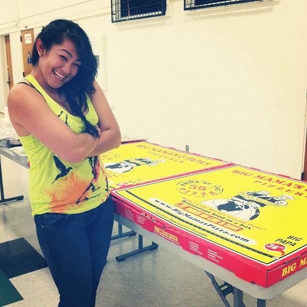 #bigmamasandpapaspizzeria Instagram photos | Webstagram - giggling for #BMPP #pizza