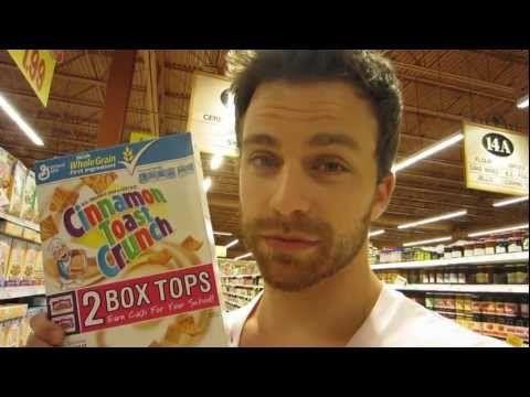 Un video para conocer el supermercado en EEUU con un Yanqui.  Miralo en 1080p    ==============  http://www.facebook.com/TheDustinLuke  http://www.twitter.com/TheDustinLuke  ==============