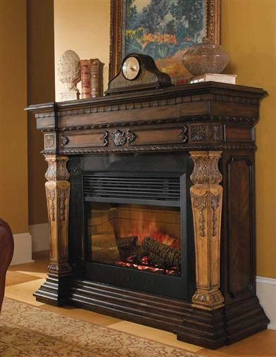 St Andrew S Electric Fireplace Electric Fireplace Fireplace