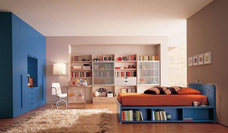 Camerette ragazzi cameretta ragazzo for the home for Cameretta ragazzo design