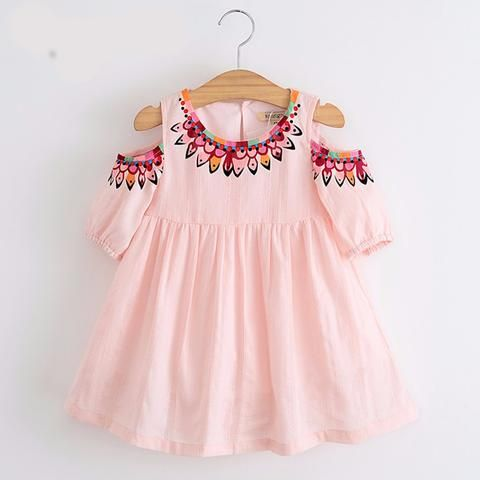 a56a216dc638 Molly  Embroided Girls Dress