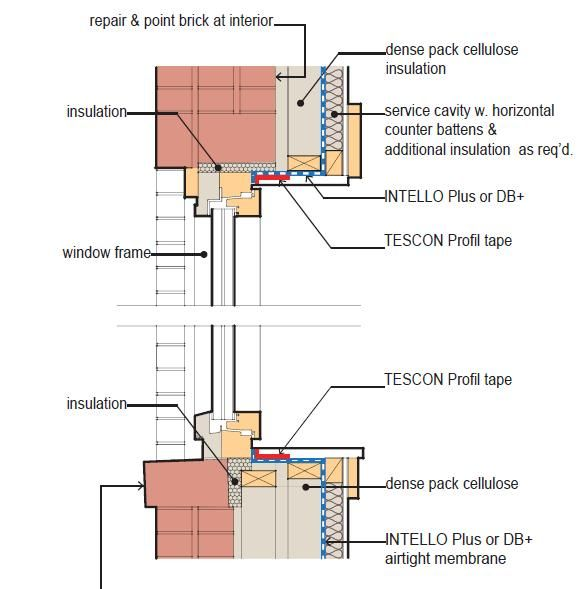 Passive House Brick Wall Retrofit Google Search
