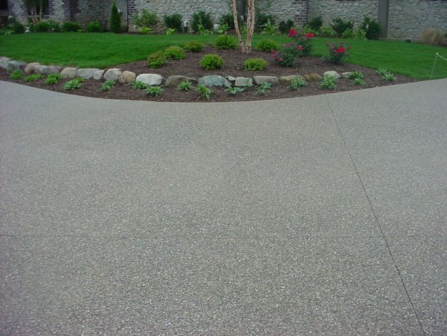 Cement Patio Finishes | ... Concrete   Surface Finishing, Aggregate Sealers  And Concrete Care