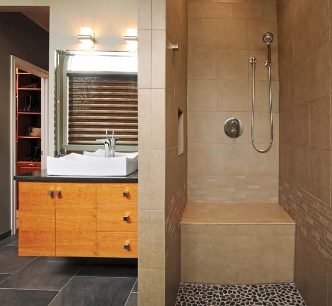 Contemporary Bathroom Renovation Bathtubs Faucets Tile Pittsburgh Bathroom Renovation Kitchen And Bath Design Shower Remodel