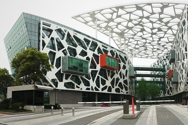 Alibaba group Headquarters. Ph. by Thomas Lombard.