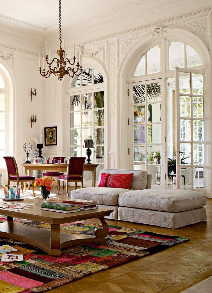 Roche Bobois I Covet Those Doors Salon Roche Bobois Interieur Blanc Architecte Interieur