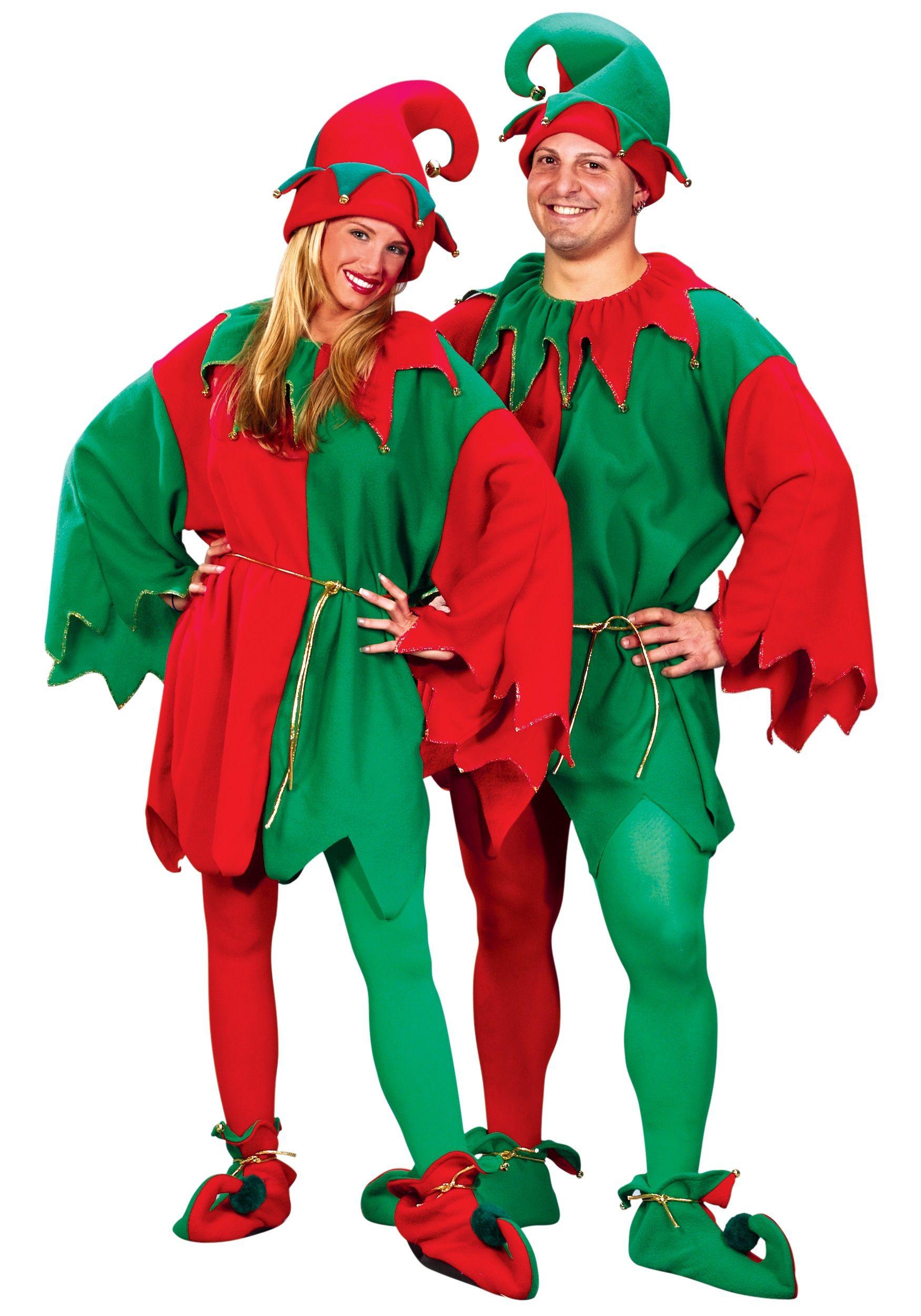 Disfraces de elfos de la Navidad  017fb55ffb4