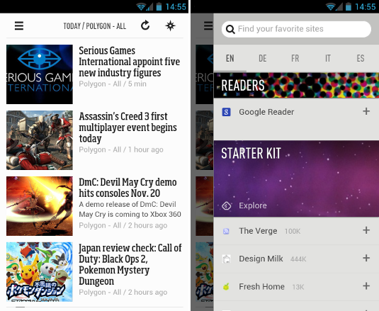 15 beautiful Android app designs | More Android app design, App ...