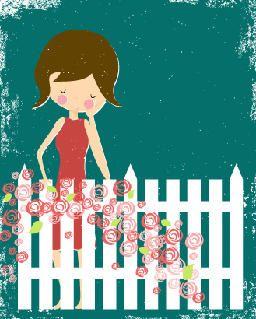 """""""Your boundaries have fallen for me in pleasant places.""""  © jan avellana, janavellana.com"""