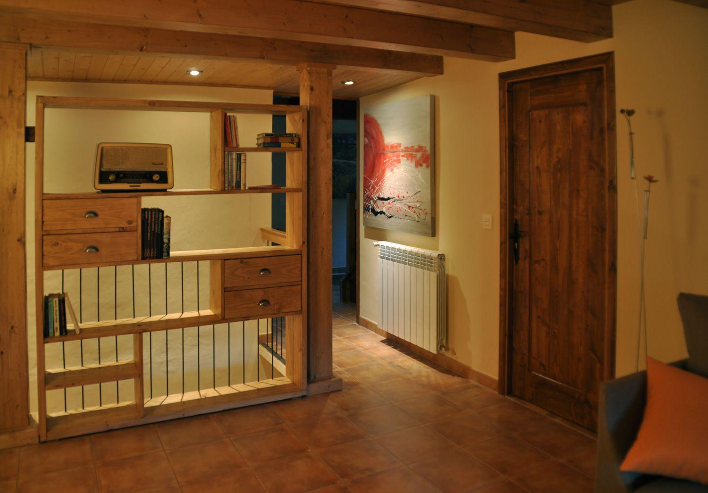 "Proyecto de interiorismo casa rural ""Cal Teuler"" en Guixers."