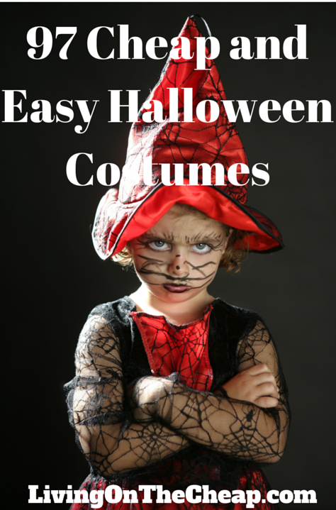 101 cheap and easy halloween costumes easy costumes easy you dont have to spend tons of money to create a memorable halloween costume weve got 90 ideas for diy looks that will make you the hit of your party solutioingenieria Image collections