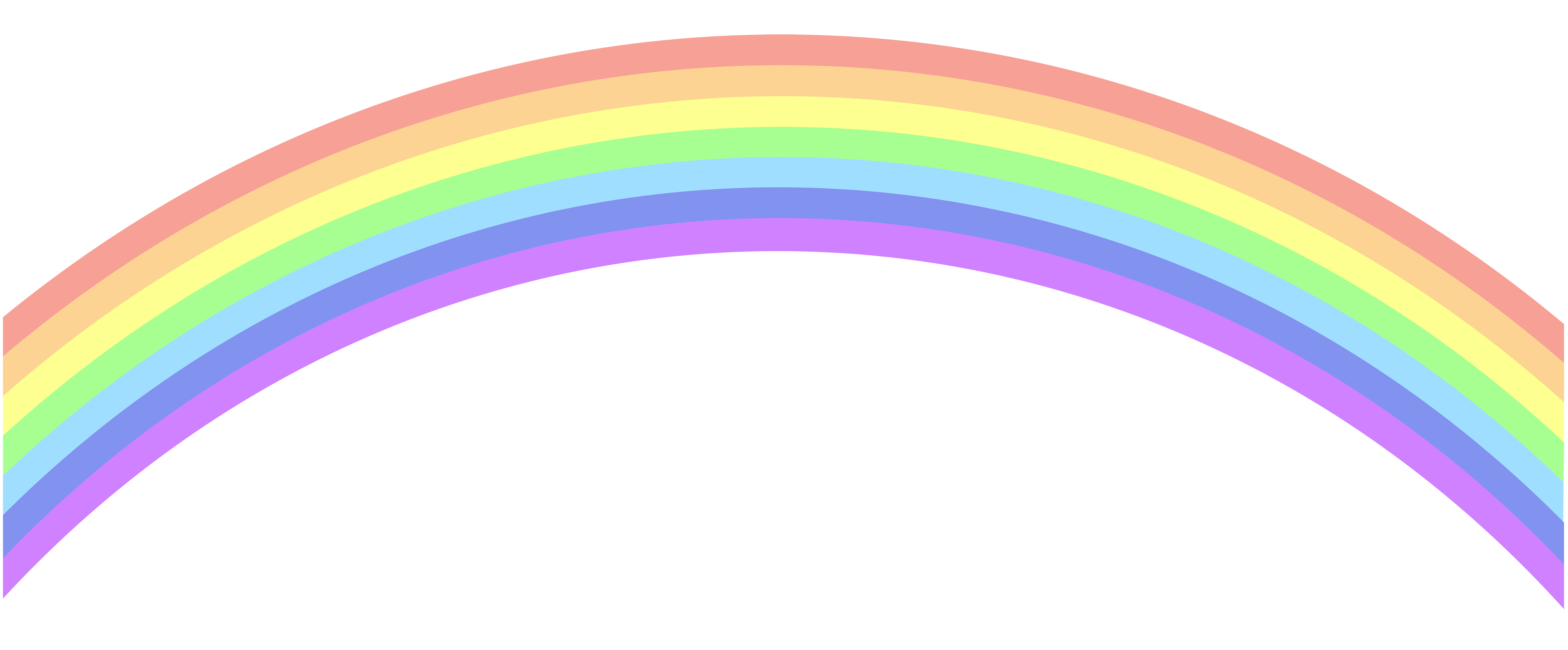 Rainbow Clip Art Png Image Gallery Yopriceville High Quality Images And Transparent Png Free Clipart Clip Art Rainbow Png Clip Art Pictures