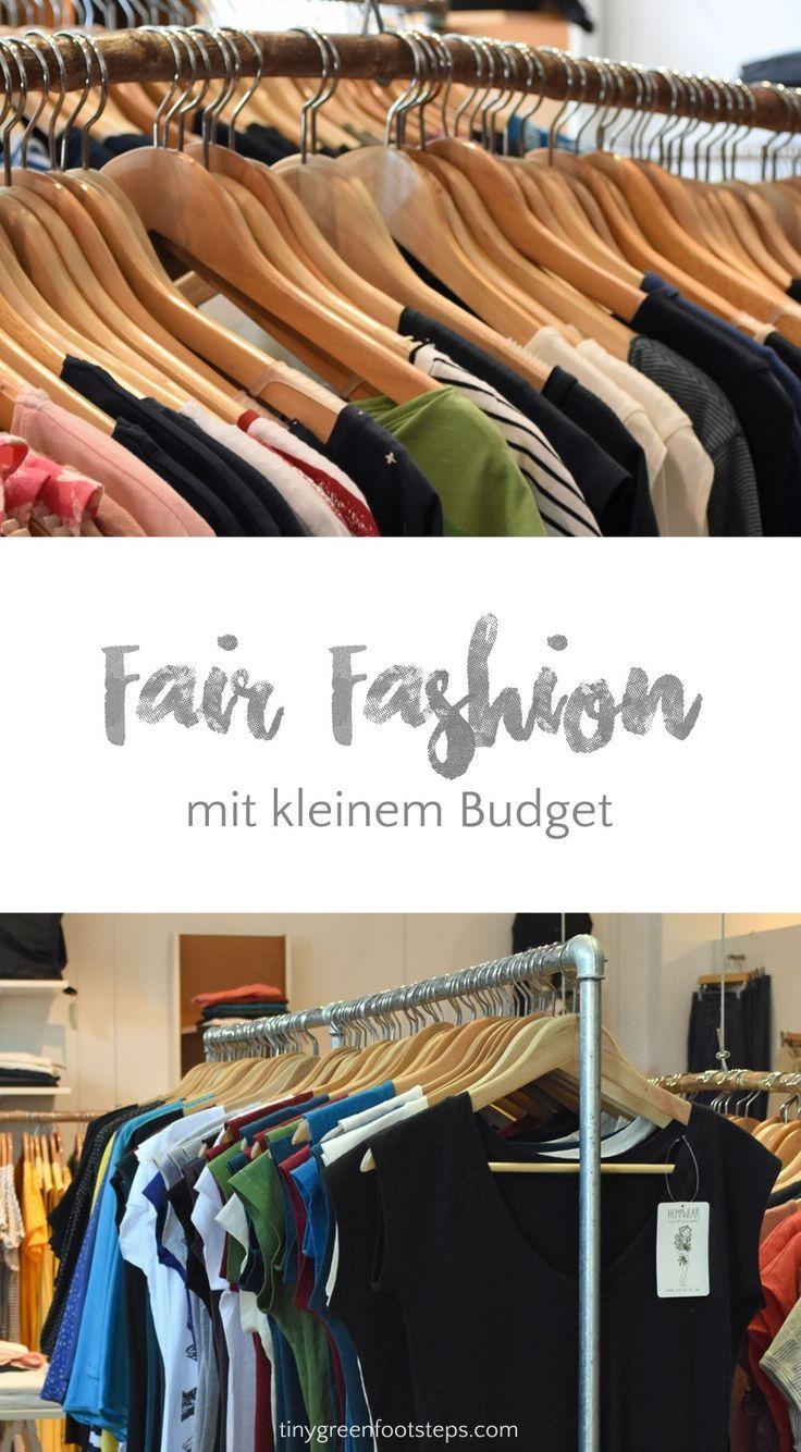 Wo bekomme ich günstige faire Mode her? #fairfashion # ...