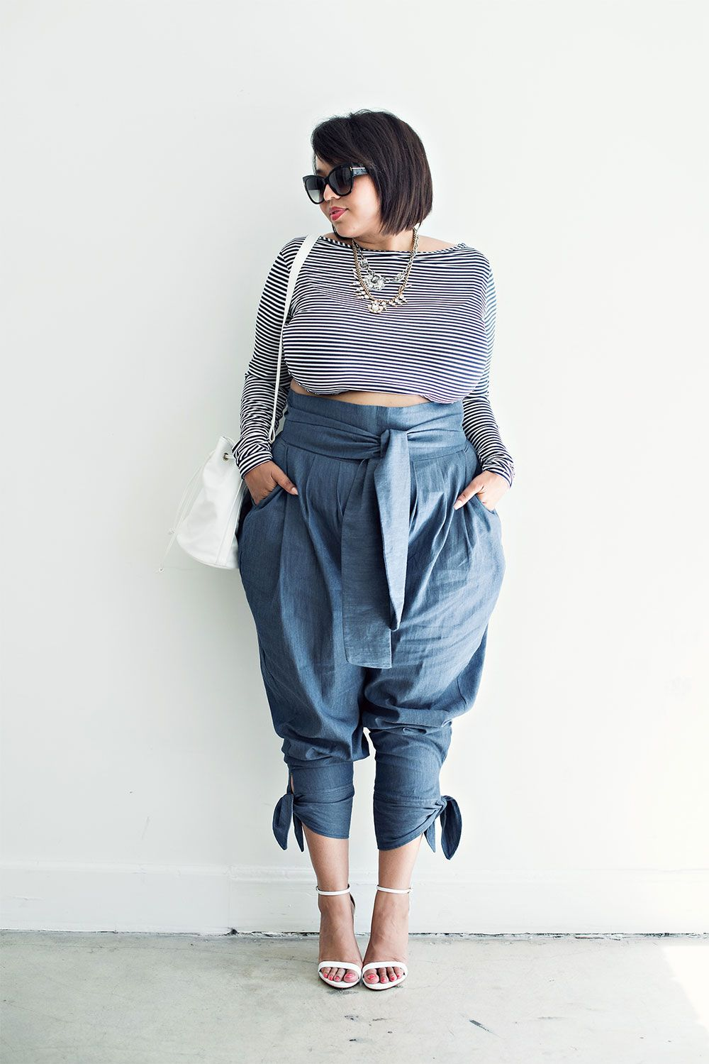 harem pants with tops - photo #13