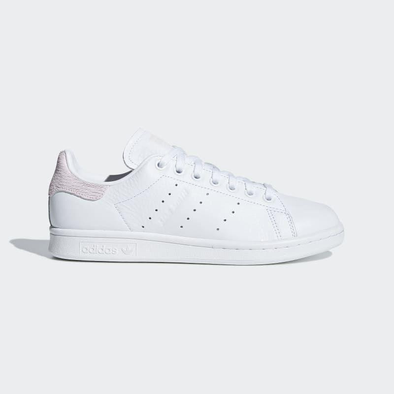 känsliga färger få nya Perfekt kvalite Billiga Adidas Originals Stan Smith Skor Dam Vita/Lila SE237DIK ...
