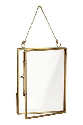Photo of Metal Photo Frame – Gold-colored – Home All | H&M US