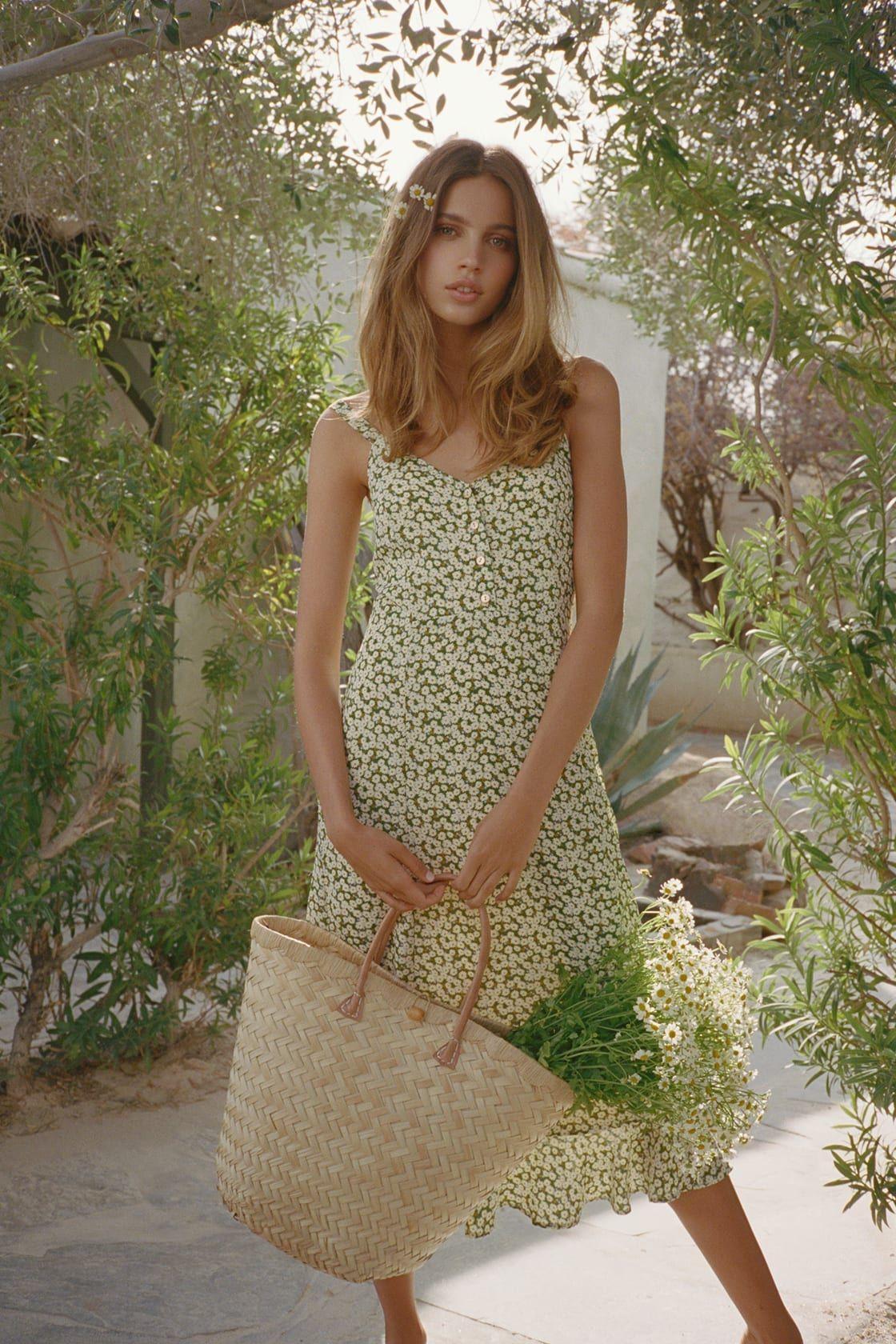 45++ Auguste coastal midi dress inspirations