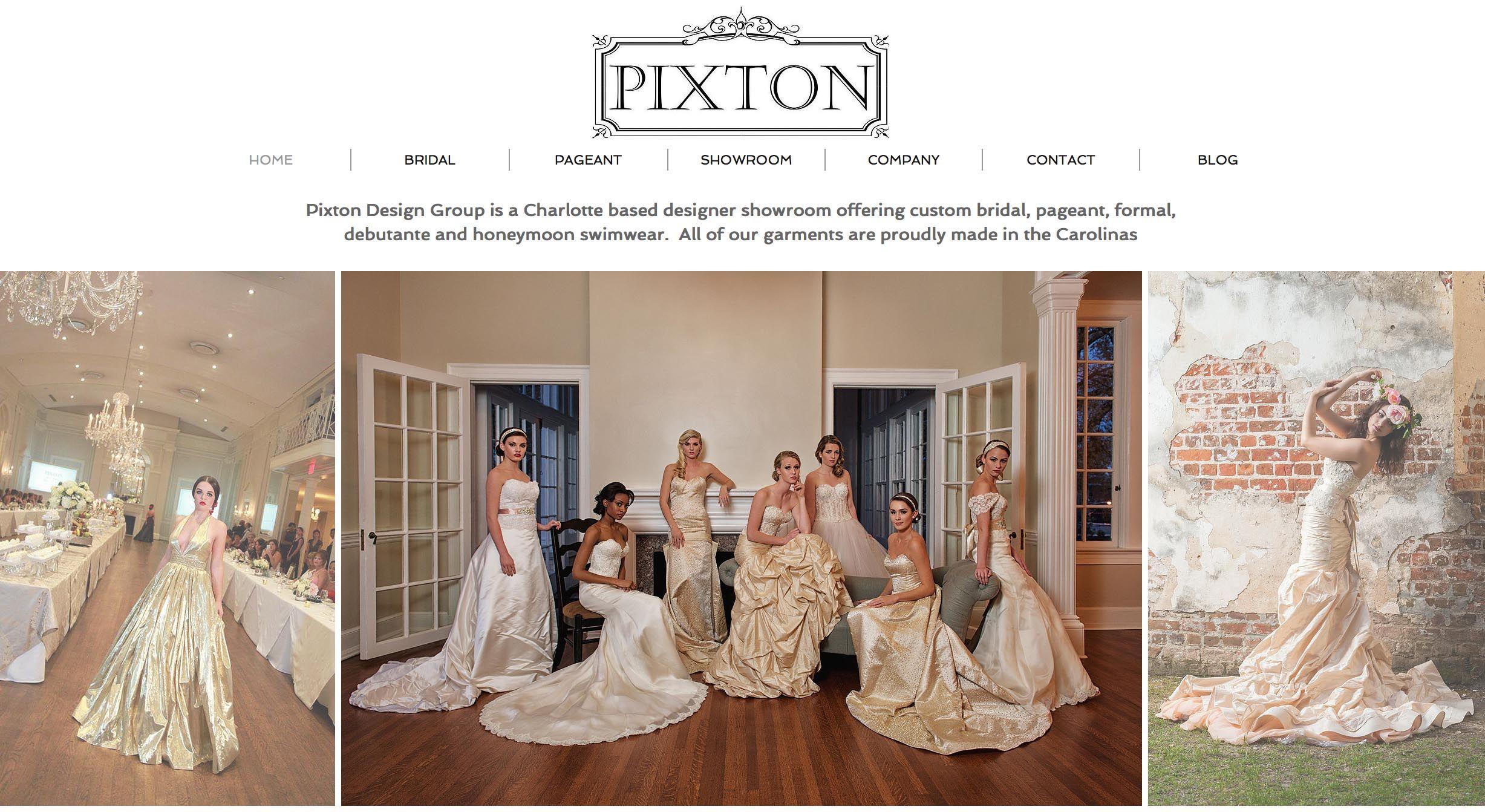 Pixton Design Group | Charlotte, NC Bridal Salon | Charlotte, NC ...