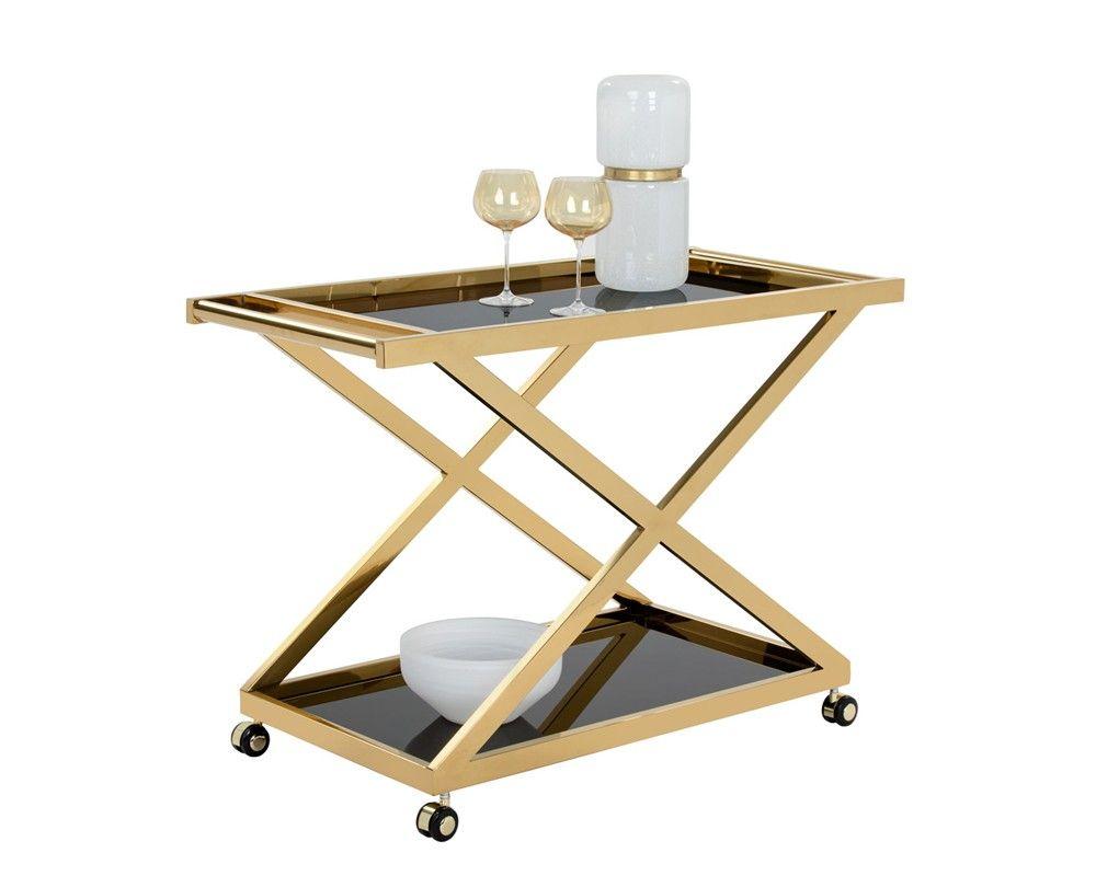 Marvel Bar Cart Ikon Collection Furniture Marvel Bar Contemporary Furnishings [ 800 x 1000 Pixel ]
