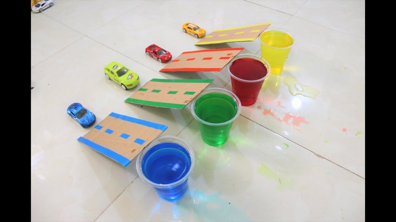 Toys cars 3  Learn color with car  toys Cars Toy for children Learning color