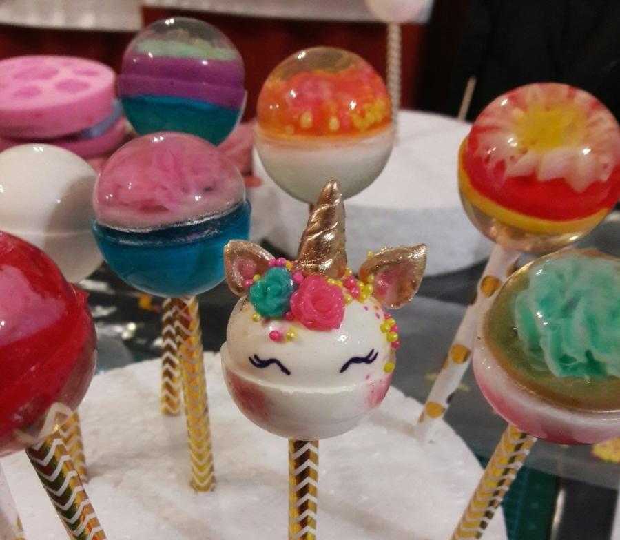 Jelly Pops By Karin Jello Desserts 3d Jelly Cake Jelly