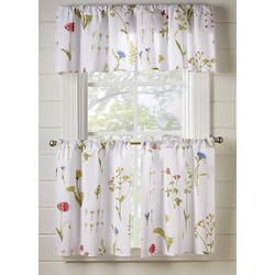 Cafe Curtains For Kitchen Cafe Curtains Kitchen And Bath Decor