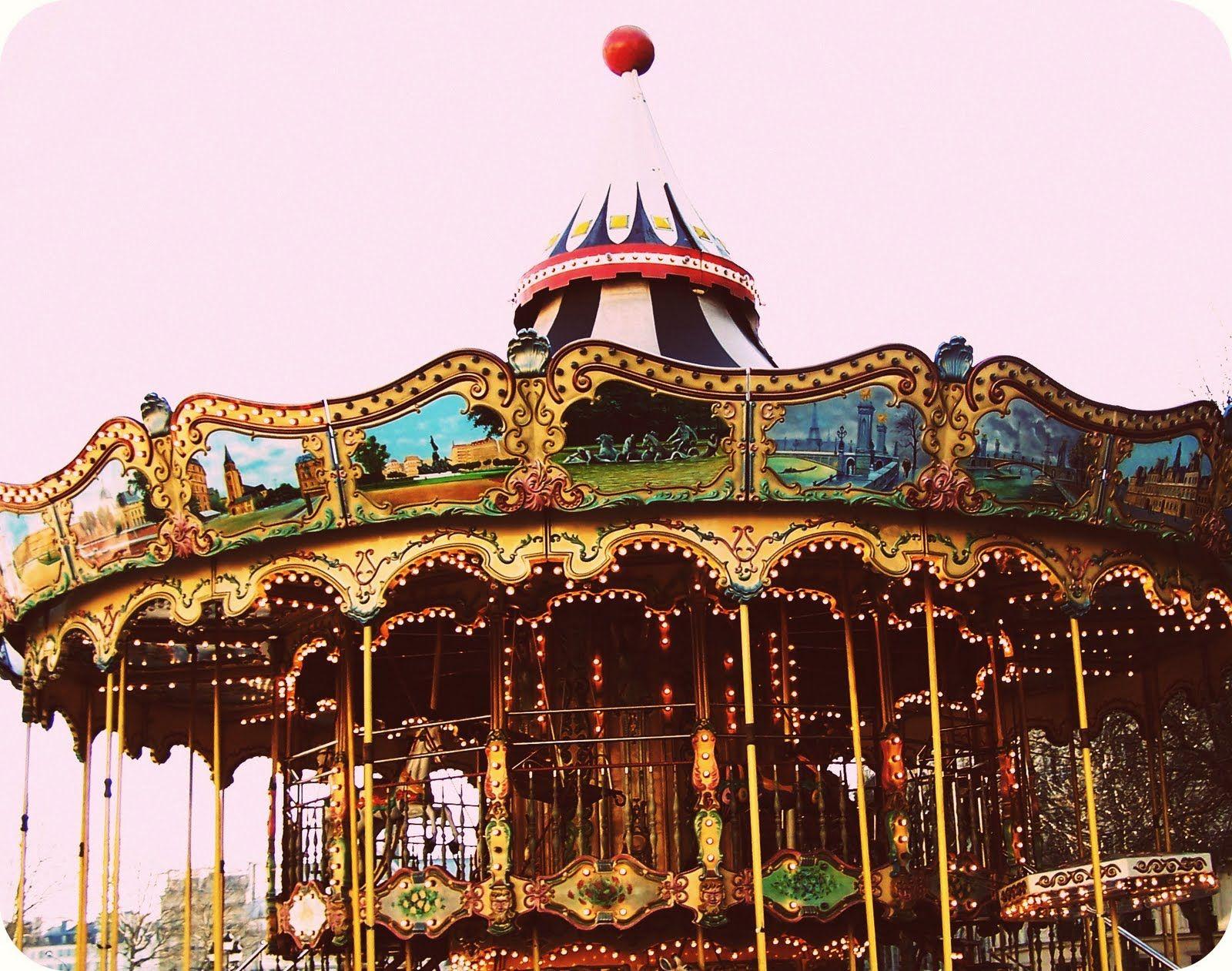 vintage carousel - Google Search | Kid art | Pinterest ...